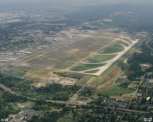 Seattle Tacoma International Airport