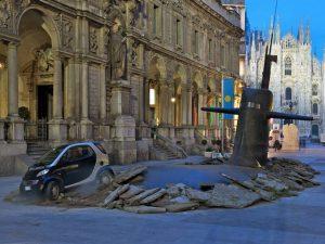 Campanie asigurari submarin Milano